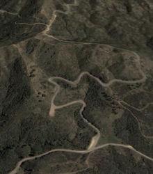 Camino Cielo, Santa Barbara